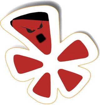 Yelp Nazi Logo